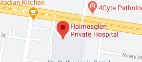 Holmesglen Private Hospital Consulting Suites