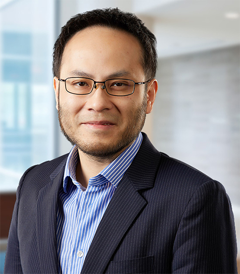 Dr. Andrew Huo